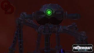 FortressCraft: Evolved - SpiderBot Time! - E15