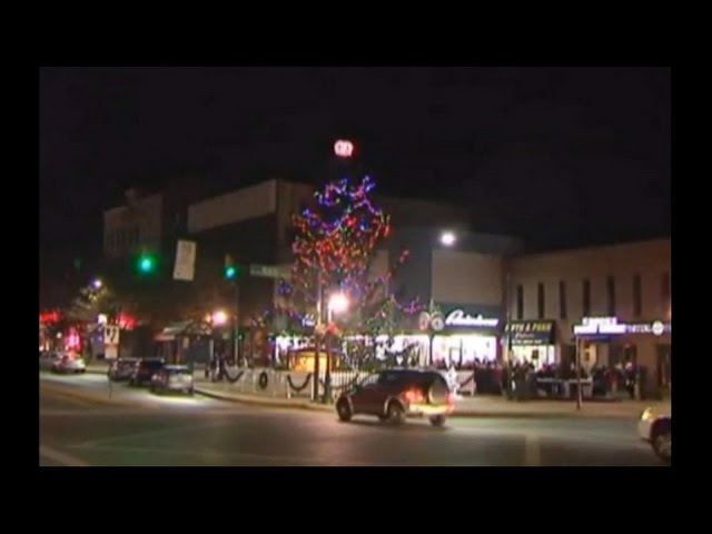 Is the Worst Christmas Tree Ever on Display in Pennsylvania?