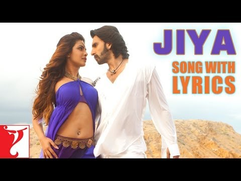 Lyrical: Jiya - Full Song With Lyrics - Gunday