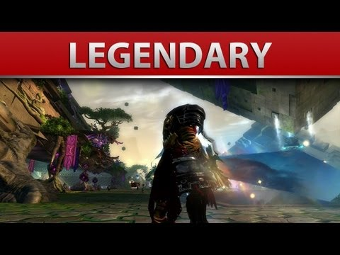 Guild Wars 2: Crafting Sunrise - The Legendary Adventure