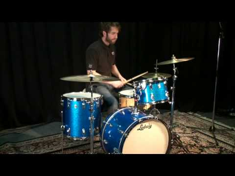 Classic Ludwig Drum Sets Ludwig Classic Maple Drum Kit