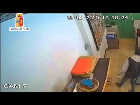 Palermo, arrestato il rapinatore della filiale Monte Paschi di via Notarbartolo