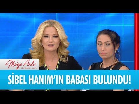 Sibel Teliman'ın babası Ahmet Özkan bulundu! - Müge Anlı İle Tatlı Sert 14 Aralık 2017