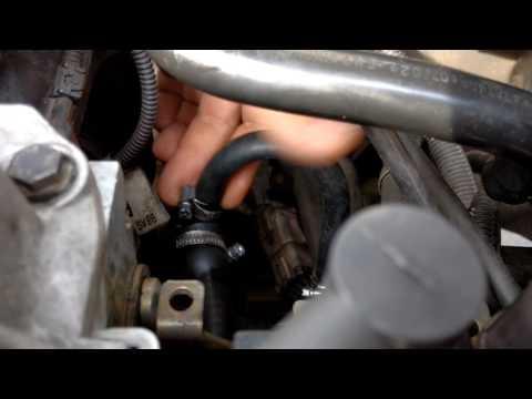 Instalação de kit gás  no Ford Focus.