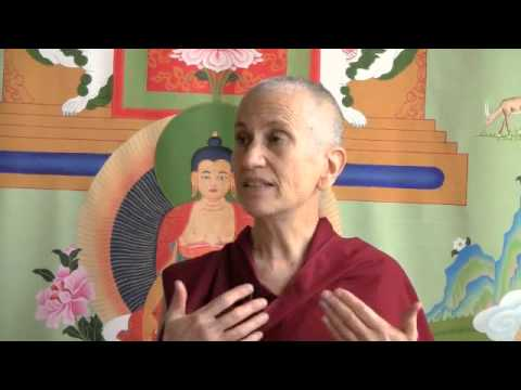 28 The Hindrance of Doubt - White Tara Retreat - 01-28-11 BBCorner