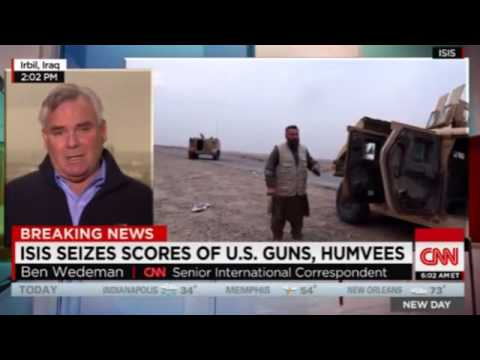 ISIS Seizes Scores of US Weapons in Anbar Province