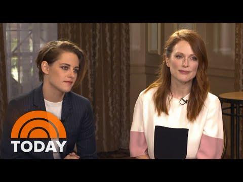 Kristen Stewart, Julianne Moore Tackle Alzheimer's In 'Still Alice'   TODAY