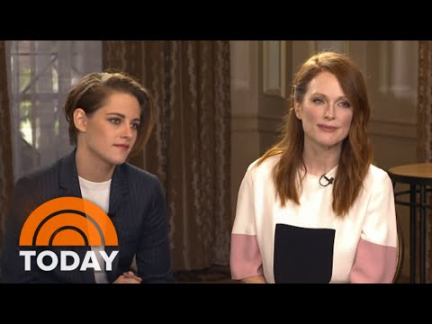 Kristen Stewart, Julianne Moore Tackle Alzheimer