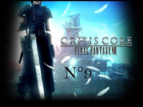 Final Fantasy VII - Crisis Core Part 9