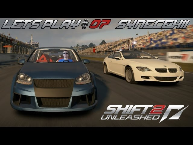 Shift 2 Unleashed ► Let's Play Česky #07 ► synecek11