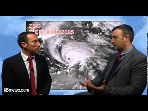 TIFONE FILIPPINE, ma gli Uragani possono formarsi anche sul Mediterraneo?