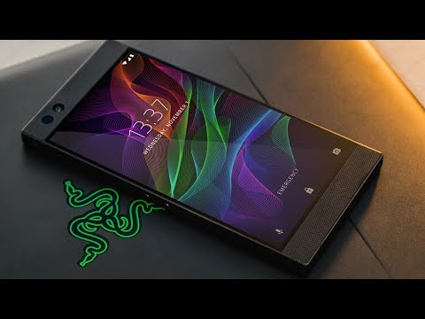 Razer Phone: Big Battery, Better Specs