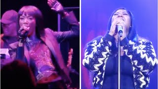 Jazmine Sullivan and Brandy Norwood VOCAL APPRECIATION | Best Live Vocals