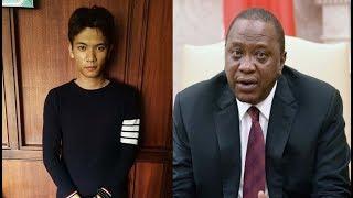 Doanh nhân Trung Quốc bị bắt vì lăng mạ Tổng thống Kenya