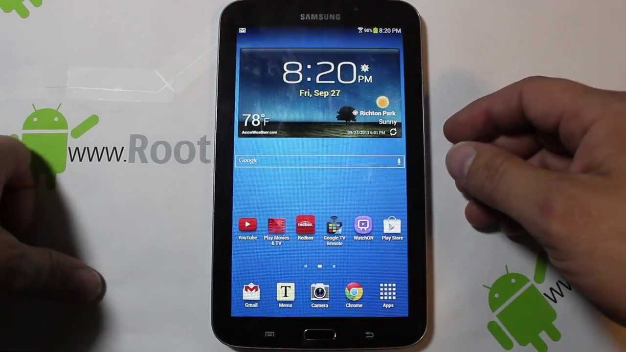 Samsung Galaxy Tab 3 Infamous Tab 3 Rom Install Youtube