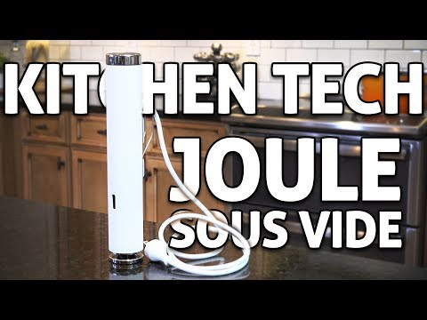 Ultimate Kitchen Gadget!! JOULE Sous Vide by ChefSteps! REVIEW (4K)