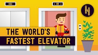 Why the World's Fastest Elevator Exists
