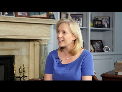 Interview with Kirsten Gillibrand