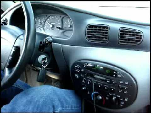 1997 Ford Escort Wagon Take Off Youtube
