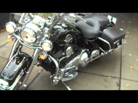 2010 Harley Davidson Road King Classic - Stage II 103