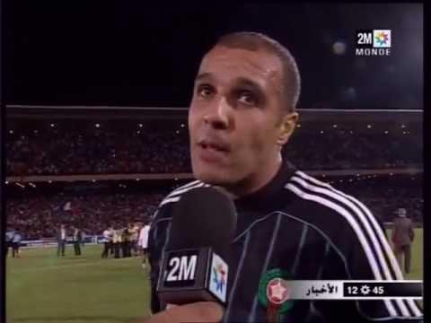 Maroc Mozambique 4-0: Déclarations joueurs (1)