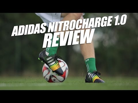 Adidas Nitrocharge 1.0 review - The second generation Nitrocharge