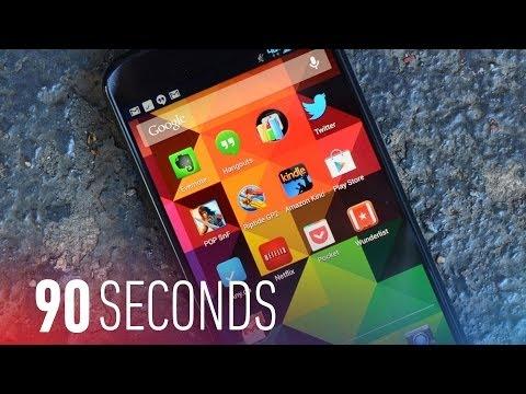 Google sells Motorola to Lenovo: 90 Seconds on The Verge