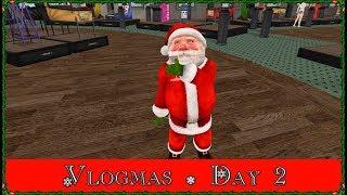 Vlogmas Day 2! Go Drunk Santa!