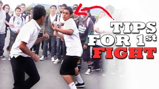 Tips for Your First Street Fight: Some Things to Expect