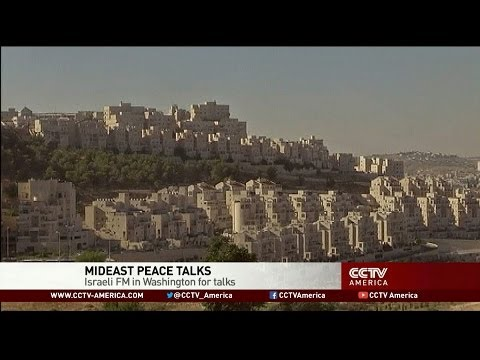 U.S. Secretary of State Kerry Meets Israeli Foreign Minister in Washington