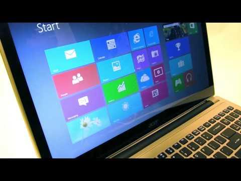 Acer Aspire V5 Ultrabook Touchscreen Laptop Review