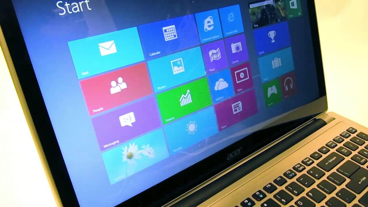 Aspire Ultrabook Acer Aspire v5 Ultrabook