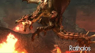 Monster Hunter Generations Ultimate: Rathalos Boss Fight #23