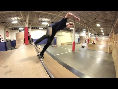 Ain Trick Tip - Corey Goonan - Back Blunt On Tranny video