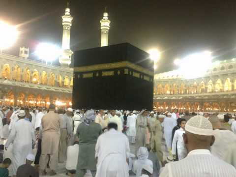 Kabay Ki Ronaq Kabay Ka Manzar Allah Ho Akbar- (by Sayyed Sabeeh...