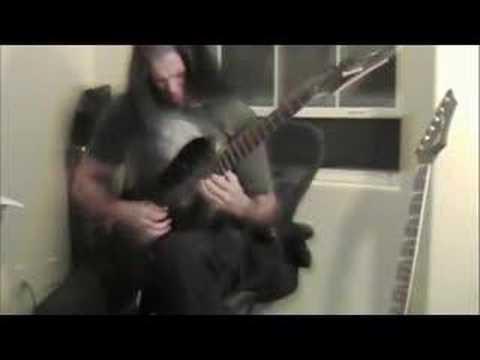 Chris Broderick (Megadeth, ex-Nevermore) - Sleepwalker solo
