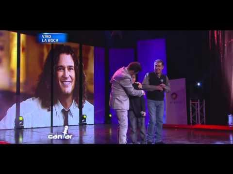 soñando por cantar Juan Cruz Rufino