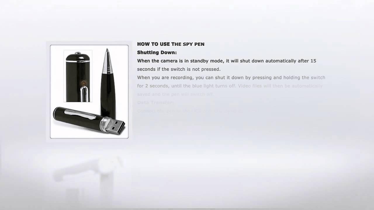 Anyka Spy Pen Camera Driver Download