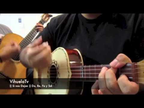 Vihuela Y Guitarra (( Si nos Dejan )) Tonos Populares