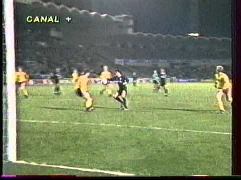 1987 November 4 Bordeaux France 1 Lillestroem Norway 0 Champions Cup