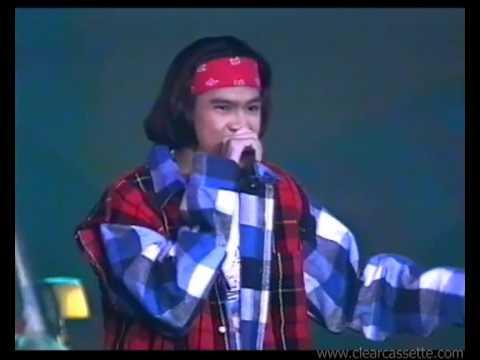 เต๋า สมชาย - บอดี้การ์ด Live  MBK Hall 2536