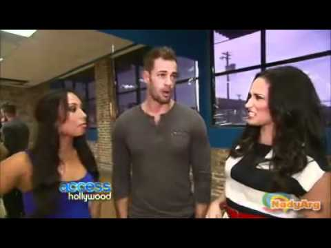 William Levy (@willylevy29) Dishes On His