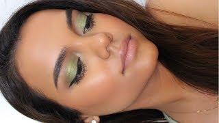 Zendaya💚 📽MTV Movie Awards 2017 x inspired makeup x | Hannah Ra