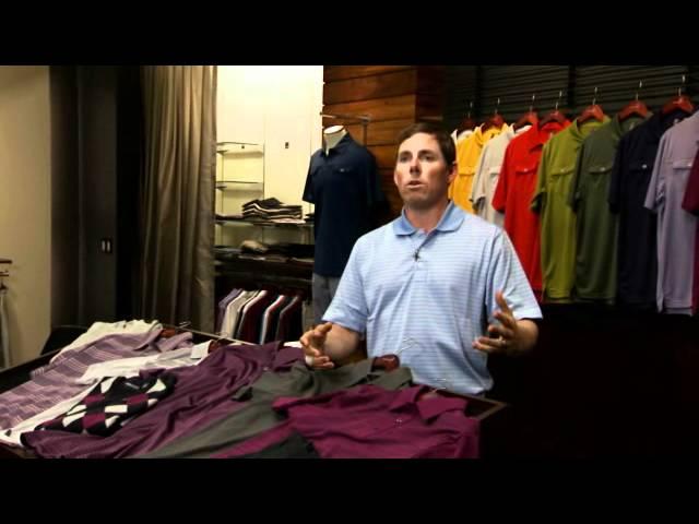 Justin Leonard Joins Ashworth Golf