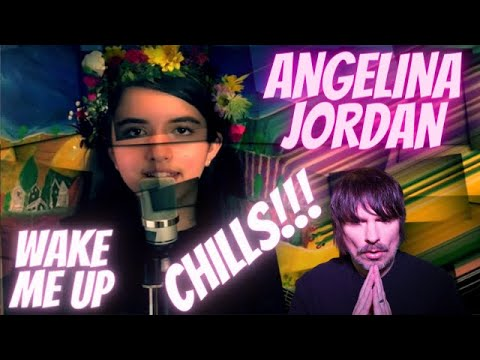 PRO SINGER'S first REACTION to ANGELINA JORDAN - WAKE ME UP (AVICII COVER)