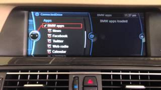 520i F10: Soft Close Reverse Camera Top View Surround View