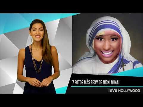 7 Fotos Más SEXY de Nicki Minaj en Instagram