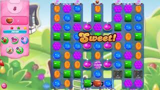 Candy Crush Saga Level 3323 NO BOOSTERS