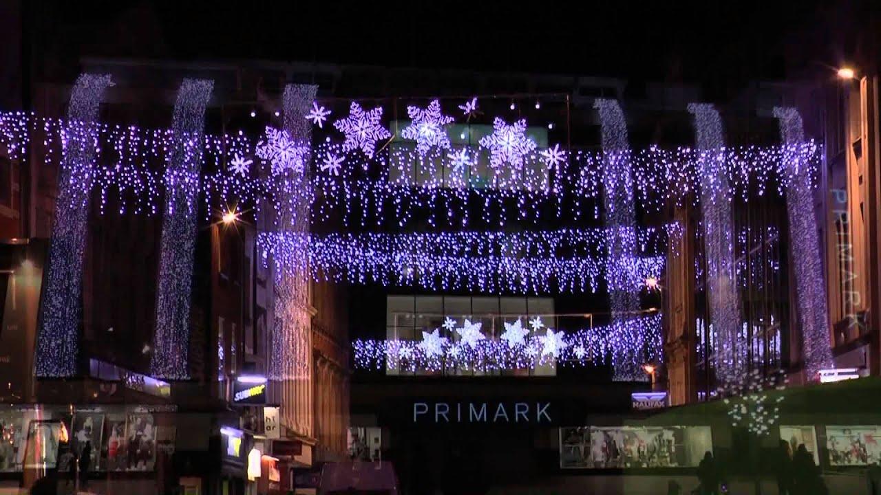 Christmas Lights Clips