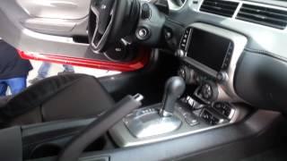 Interior 2014 Chevrolet Camaro SS 2014 Precio Caracteristicas versión para Colombia FULL HD